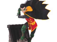DC Comics Bat Family Robin Limited Edition Multi-Part Statue Diorama