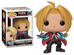 Pop! Animation: Fullmetal Alchemist - Edward Elric