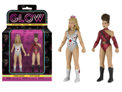 GLOW Debbie Eagan & Ruth Wilder Action Figure Two-Pack