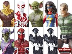 Spider-Man Marvel Legends Wave 5 Case of 8 (Sandman BAF)