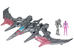 Power Rangers Battle Zord Pterodactyl & Pink Ranger