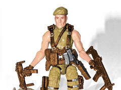 G.I. Joe Dusty & Sandstorm Subscription Figure 7.0