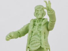 Heavy Metal Nelson B-17 Gunner (Test Shot) SDCC 2019 Exclusive