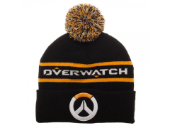 Overwatch Embroidered POM Beanie
