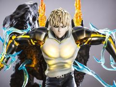 One-Punch Man HQS Genos Statue