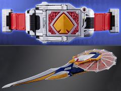 Kamen Rider Complete Selection Modification Blay Buckle, Rouze Absorber & Blay Rouzer Exclusive Set