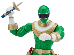 "Power Rangers Zeo Legacy 6"" Green Ranger"