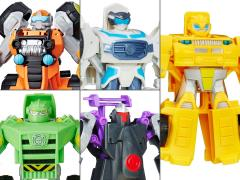 Transformers Rescue Bots Rescan Wave 1 Set of 5