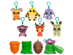 Wetmore Forest: Monsters Mystery Minis Box of 9 Plush Keychains