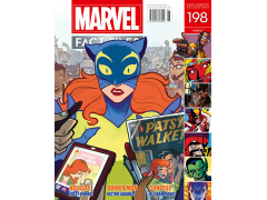 Marvel Fact Files #198