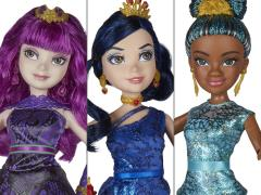 Disney Descendants 2 Royal Yacht Cotillion Figures Set of 3