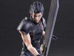 Crisis Core: Final Fantasy VII Play Arts Kai Zack Fair