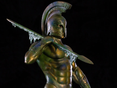 1/4 Scale Atlantis Statue