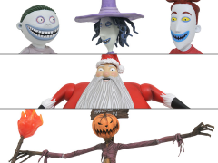 Nightmare Before Christmas Select Wave 3 Set of 3