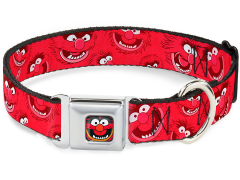 The Muppets Animal (Expression) SeatBelt Buckle Dog Collar