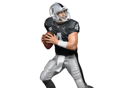 Madden NFL 18 Ultimate Team Series 02 Derek Carr (Oakland Raiders)