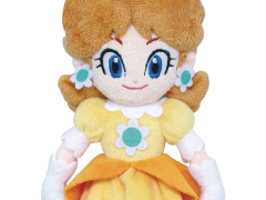 "Super Mario 10"" Princess Daisy Plush"