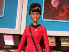 Star Trek 50th Anniversary Barbie Doll - Uhura