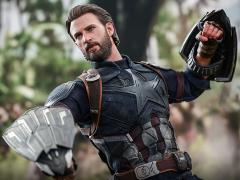 Avengers: Infinity War MMS481 Captain America 1/6th Scale Collectible Figure