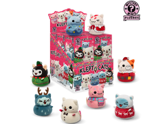 KleptoCats (Holiday) Mystery Minis Plushies Box of 12 Figures