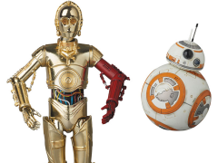Star Wars MAFEX No.029 C-3PO & BB-8