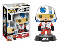 Pop! Star Wars: The Force Awakens - Snap Wexley