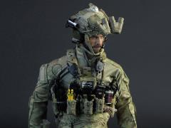 US Navy SEAL Team Six (Camouflage) 1/6 Scale Figure