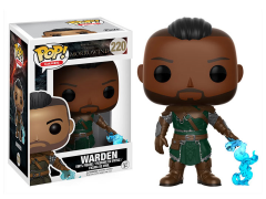 Pop! Games: Morrowind - Warden