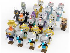 Cuphead Construction Box of 24 Blind Figures