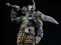 Asura Online Golden Horn Limited Edition Statue
