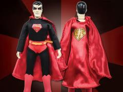 "Super Friends World's Greatest Heroes Series 5 Superman (Universe of Evil) 8"" Retro Figure"