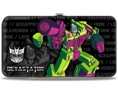 Transformers Devastator Hinged Wallet