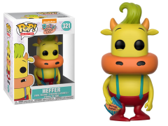 Pop! Animation: Rocko's Modern Life - Heffer