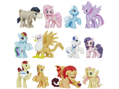 My Little Pony Elements of Friendship Sparkle Friends Collection SDCC 2016 Exclusive