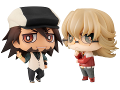 Tiger & Bunny Chimi-Mega Buddy! No.002 Kotetsu & Barnaby Two-Pack