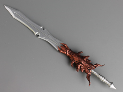 Mythic Legions Advent of Decay Exclusive Sword