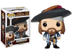 Pop! Movies: Pirates of The Caribbean - Barbossa