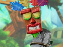 Crash Bandicoot Mini Aku Aku Mask Standard Companion Edition