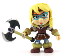 How To Train Your Dragon Action Vinyls Astrid (Racing Stripes)
