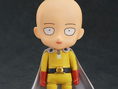 One-Punch Man Nendoroid No.575 Saitama (2nd Edition)