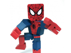 Marvel Wood Warriors - Spider-Man
