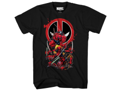 Marvel Deadpool DP Fam T-Shirt