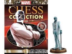 Marvel Chess Figure Collection #66 - Mr. Negative Black Pawn
