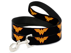 DC Comics Wonder Woman Logo Dog Leash