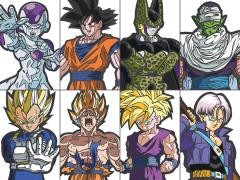 Dragon Ball Z FiGPiN Set of 8