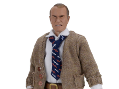 "A Christmas Story 8"" Clothed Figure - Old Man"
