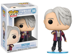 Pop! Animation: Yuri!!! on Ice - Victor
