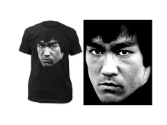 Bruce Lee Close-Up T-Shirt