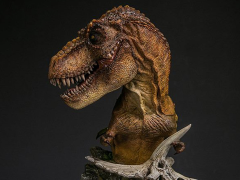 T-Rex Paleontology World MUS001A Collectible Museum Series Bust