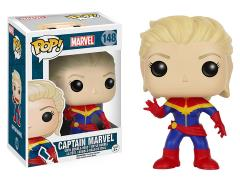 Pop! Marvel: Series 04 - Captain Marvel
